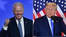 Menelisik Jejak Taktik Media Sosial Donald Trump vs Joe Biden