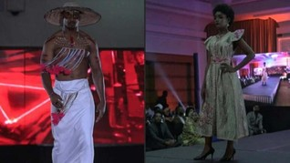 Sudan Gelar Fashion Show Pria-Wanita Pertama Usai 3 Dekade