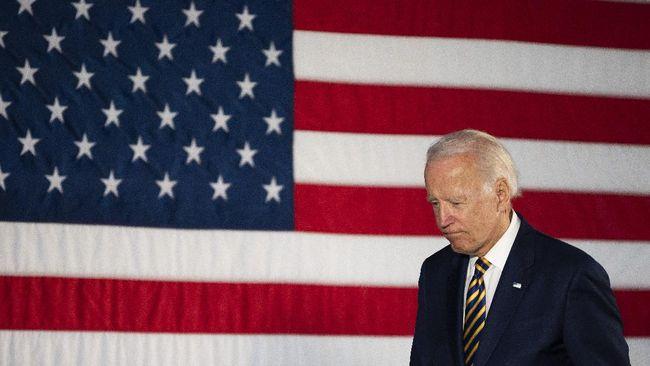 Joe Biden menginisiasi program penggalangan dana untuk melindungi suara yang masuk menghadapi rivalnya, Donald Trump.