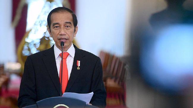 Presiden Jokowi meminta jajaran menterinya untuk memberikan perhatian khusus terkait pembukaan lapangan kerja untuk mempercepat pemulihan ekonomi.