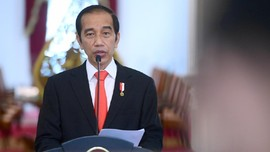Jokowi Tetapkan Gaji Ketua Baznas Rp31,46 Juta