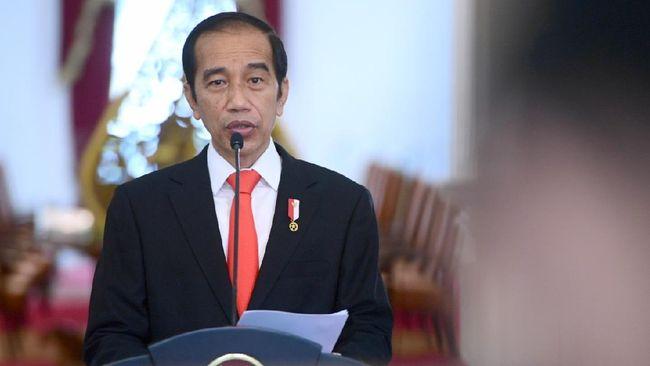 Jokowi menyebut pembantaian di Sigi bertujuan untuk memprovokasi dan menyebarkan teror di tengah masyarakat.