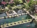 Pesona Tak Biasa Taman Air Tirta Gangga dan Tulamben Bali