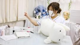 Jepang Punya Rumah Sakit untuk Boneka dan Mainan
