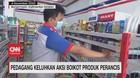 VIDEO: Pedagang Keluhkan Aksi Boikot Produk Perancis