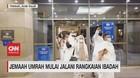 VIDEO: Jemaah Umrah Indonesia Jalani Rangkaian Ibadah
