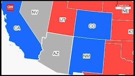VIDEO: Arizona dan Nevada, Kunci Pilpres AS