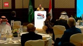VIDEO: Jelang KTT G20, Arab Saudi Perkuat Koordinasi