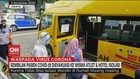 VIDEO: 9 Pasien Covid-19 Dievakuasi ke Wisma Atlet & Hotel