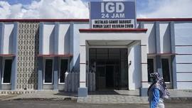 Satgas Covid-19: Keterisian RS di Pulau Jawa 70 Persen Lebih