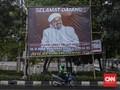 TNI Akan Bersihkan Semua Baliho Rizieq Berisi Ajakan Revolusi