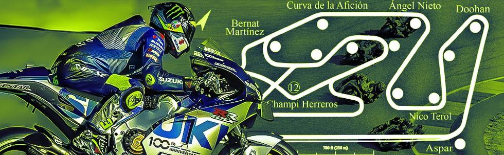 Melesat di MotoGP Eropa