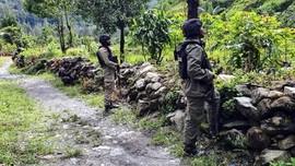 OPM Tetapkan Lokasi Perang dengan TNI-Polri di Ilaga Puncak
