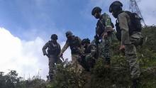 Kronologi Prajurit TNI Seminggu Hilang di Tembagapura