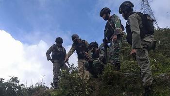 TNI Akui Ada Prajurit Bergabung KKB Papua