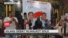 VIDEO: Jelang Debat Pilwalkot Solo