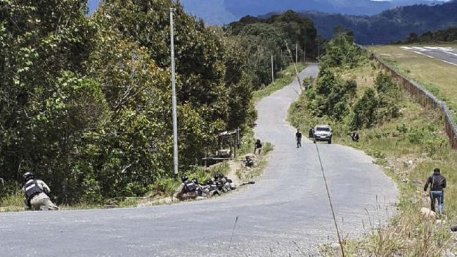 Keluarga korban penembakan pendeta di Intan Jaya, Papua, menolak penyelesaian perkara dibawa ke Pengadilan Militer, bukan Pengadilan HAM.