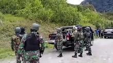 TNI Ungkap Identitas Prajurit yang Membelot ke KKB Papua