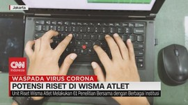 VIDEO: Potensi Riset di Wisma Atlet