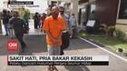 VIDEO: Sakit Hati, Pria di Kulon Progo Bakar Kekasih