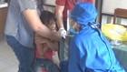 VIDEO: Tangisan Bocah Iringi Bulan Imuniasi Anak Sekolah