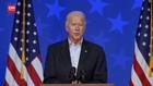 VIDEO: Joe Biden Yakin Menang, Minta Pendukung Tenang