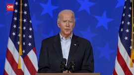 VIDEO: Joe Biden Yakin Menang, Minta Pendukung Tenang