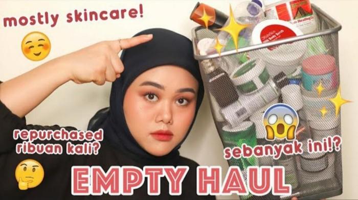 Ladies, yuk Lebih Aware dan Bijak Terhadap Sampah Produk Kecantikan!