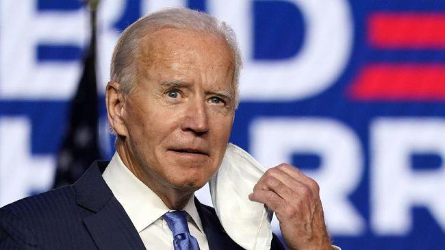 Presiden terpilih AS, Joe Biden, tidak diizinkan lagi menumpang kereta komuter menjelang pelantikan karena alasan keamanan.