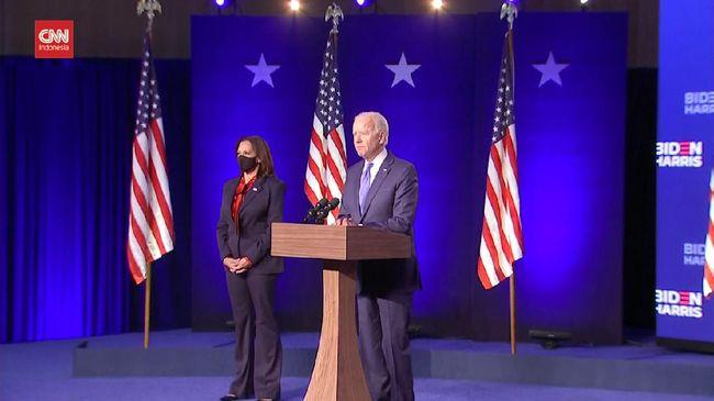 VIDEO: Joe Biden Optimis Akan Menang Pilpres AS