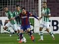 Messi Tak Masuk Skuad Barcelona di Liga Champions
