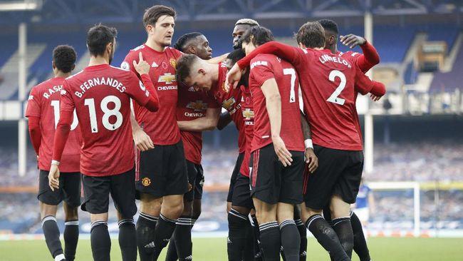 Berikut tanda-tanda Manchester United berpeluang mengalahkan Burnley sekaligus menggusur Liverpool dari puncak klasemen Liga Inggris.