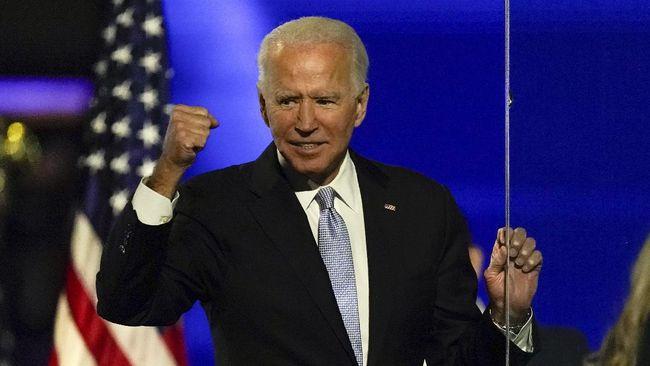 Joe Biden bergabung ke Twitter sejak 2007, sementara Donald Trump mulai 2009.