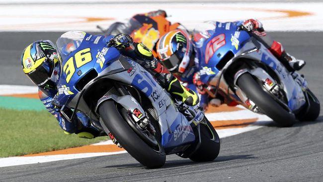Berikut jadwal MotoGP Portugal 2020, 20-22 November dengan live streaming di CNNIndonesia.com.