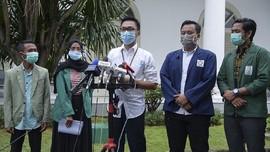 BEM Pertanyakan Stafsus Milenial Jokowi Hanya Ajak Dema PTKIN