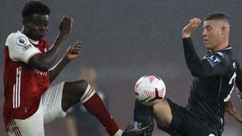 Hasil Liga Inggris: Aston Villa Bantai Arsenal 3-0