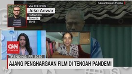 VIDEO: Ajang Penghargaan Film di Tengah Pandemi