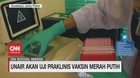 VIDEO: Unair Akan Uji Praklinis Vaksin Merah Putih