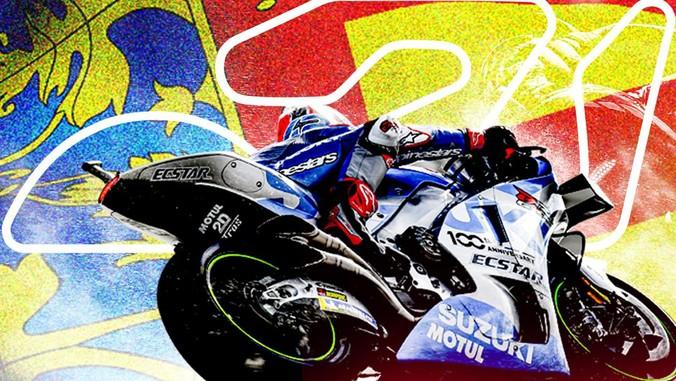 Franco Morbidelli menang MotoGP Valencia 2020, namun Joan Mir sukses juara MotoGP 2020 di Sirkuit Ricardo Tormo, Minggu (15/11).