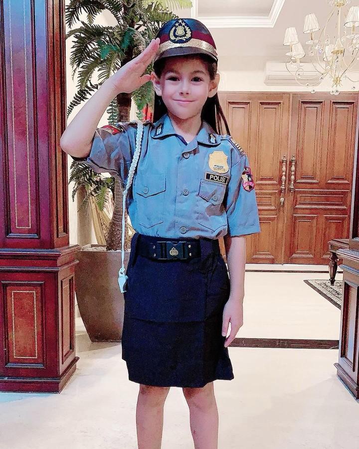 Elif, anak Siti KDI