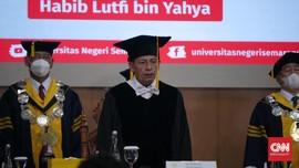 Unnes Berikan Gelar Honoris Causa untuk Habib Luthfi