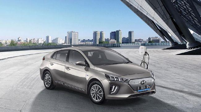 Sejauh ini Hyundai Motors Indonesia belum bisa menyampaikan jumlah pesanan Ioniq Electric yang diinginkan Gubernur Jawa Barat Ridwan Kamil.
