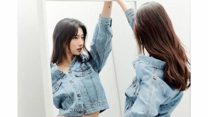 Rahasia Body Goals ala Artis Korea Cantik Bae Suzy
