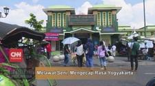 VIDEO: Melawat Seni, Mengecap Rasa Yogyakarta