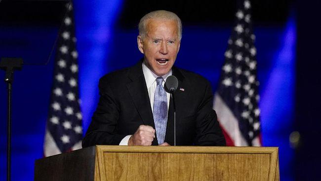 Presiden AS, Joe Biden, menghentikan bantuan militer kepada Arab Saudi untuk mengakhiri Perang Yaman.