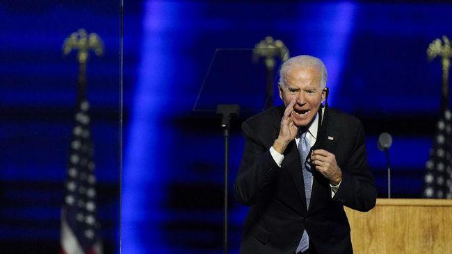 Presiden AS terpilih Joe Biden dilaporkan bersikeras Iran akan setuju tuntutan baru yang ia tetapkan jika mereka ingin Washington kembali ke kesepakatan nuklir.