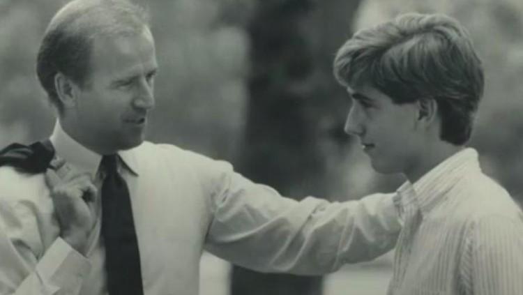 Joe Biden dan Beau Biden