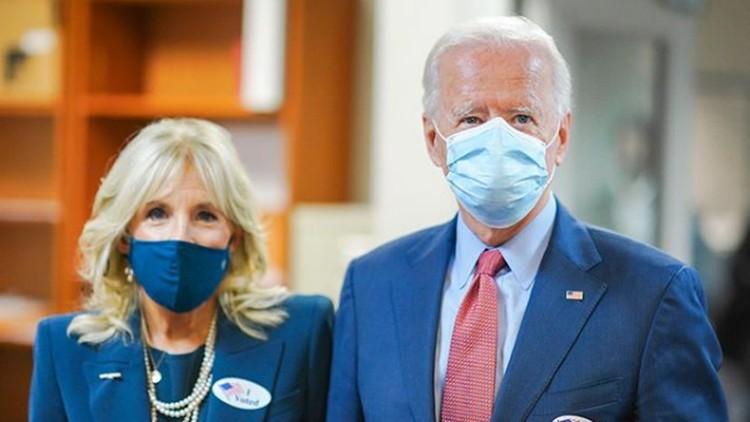 Joe Biden dan Jill Biden