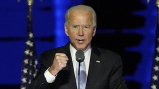 Joe Biden Bakal Usulkan Paket Stimulus Ekonomi US$1,9 T