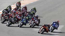 Live Streaming Trans7 MotoGP Valencia 2020